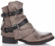Lady Glory Dámské boty Khaki