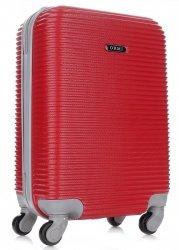 Palubní kufřík Or&Mi 4 kolečka červená