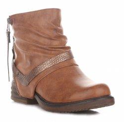 Dámské boty zrzavy