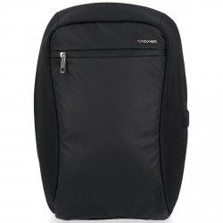 Uniwersalne i Solidne Plecaki Męskie XL marki David Jones Czarny