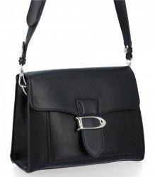 Elegantná Dámska štýlová taška David Jones čierny