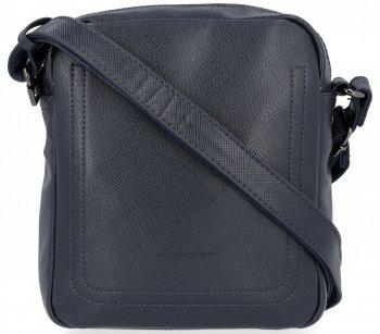pánská taška listonoška David Jones Tmavě Modrá