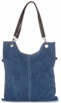 Univerzální Kožené kabelky Jeans