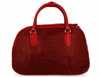 Cestovní Taška Kufřík Medium Or&Mi Greek Style Červená