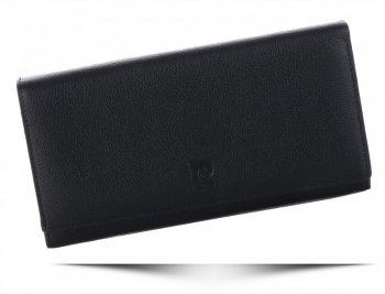 Dámská kožená peněženka XL Pierre Cardin černá