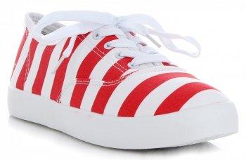 Módní Dámské Sportovní Boty Marquiz Červené