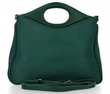 Diana&Co Značková Kabelka Univerzální Kufřík Zelená