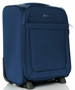 Palubní kufřík Wizzair značky Snowball tmavě modrá
