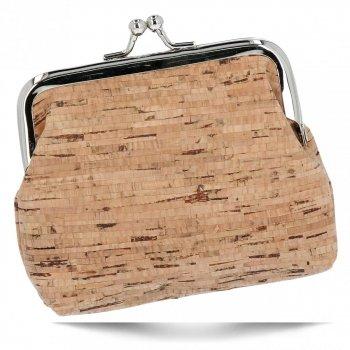 Módní Dámská Peněženka David Jones Béžová Wood