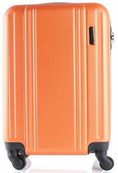 Palubní kufřík 4 kolečka značky Madisson oranžová