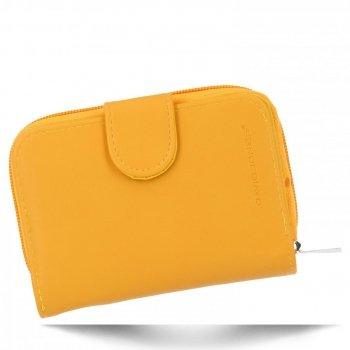Univerzální Dámská Peněženka David Jones Žlutá