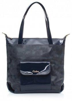 Dámská kabelka Abakus Tmavě modrá