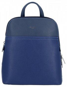 Elegantní Dámský Batoh značky David Jones Tmavě modrý