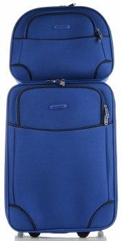 Kufry renomované firmy Madisson Sada 2 v1 Modrá