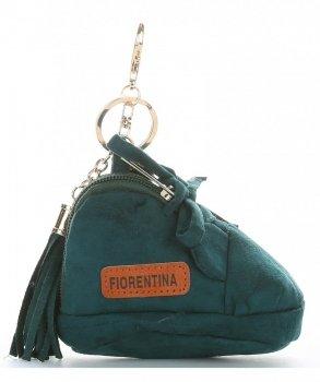 Přívěšek ke kabelce Bota Fiorentina zelený