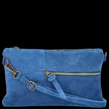 Univerzální Kožená Kabelka Listonoška Vittoria Gotti Jeans