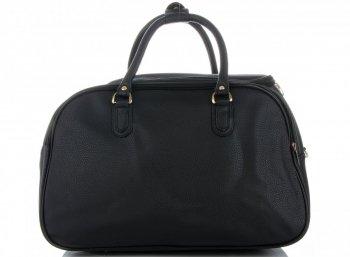 Malá cestovní taška kufřík Or&Mi černá