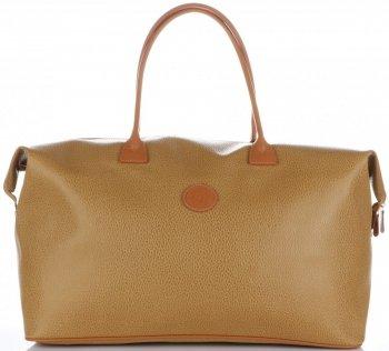 Cestovní taška David jones XL Velmi odolná žlutá