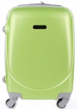Palubní kufřík Ultra Light Or&Mi 4 kolečka Zelená