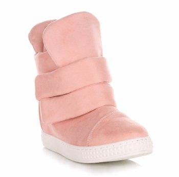 Sneakers dámské růžové
