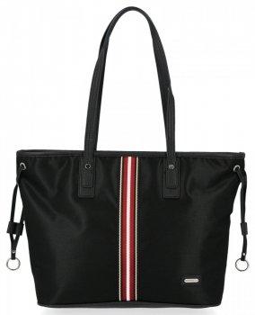 Módní Dámské Kabelky Shopper Bag David Jones Černá