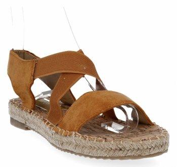 Camelové dámské sandály Lady Glory
