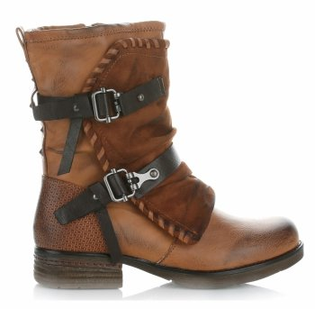 Botki Damskie firmy Crystal Shoes Rude