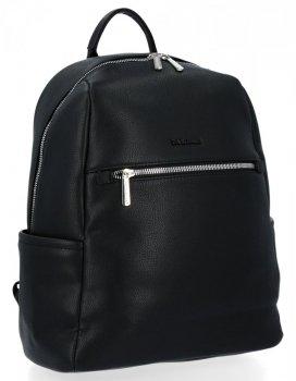 Veľký pánsky batoh s vreckom na tablet David Jones čierny