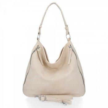 Univerzálne dámske ležérne tašky od Herisson Beige