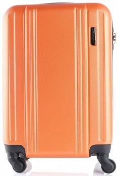 Elegantná kabína kufra 4 kolesá od Madisson orange