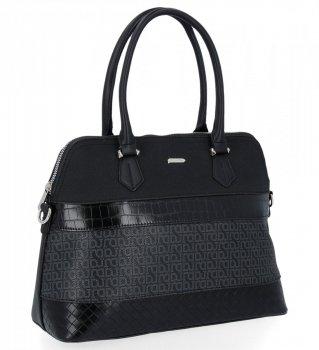 David Jones elegantné dámske kabelky módne čierne kabelky