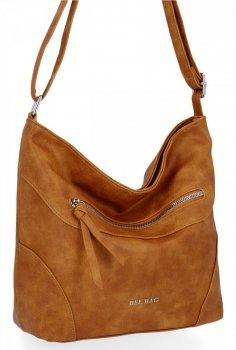 BEE BAG univerzálna taška pre ženy príležitostná Elena svetlo červená