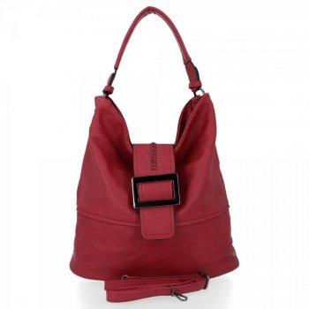 Uniwersalna Torebka Damska Grace Bags Czerwona