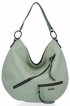 Univerzálna dámska taška je ideálna pre každodenné nosenie od David Jones Mint