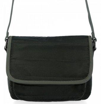 Klasická dámska taška na posol pre všetky príležitosti David Jones čierny