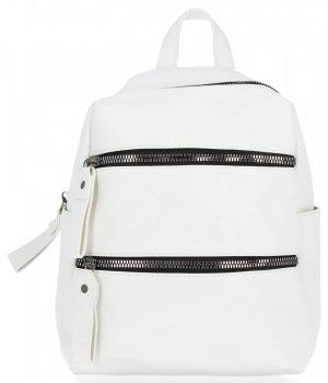 BEE BAG módne ženy batohy Jennifer biela