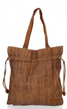 BEE Bag univerzálna dámska taška Shopper Roma hnedý