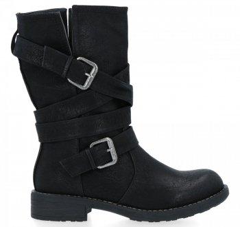 Čierna univerzálna Dámska obuv Verona