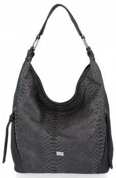 Univerzálna dámska príležitostná taška v štýle zvierat David Jones Graya