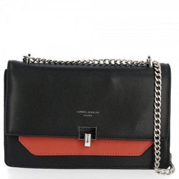 Exkluzívne dámske tašky messenger od David Jones čierny