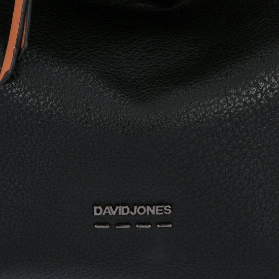 Univerzální Dámské Kabelky David Jones Černá