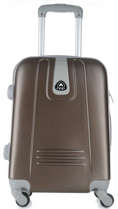 Palubní kufřík Or&Mi 4 kolečka staré zlato