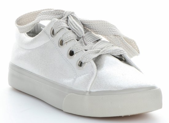 f551f808fb38 Módní dámské boty Bellucci stříbrné