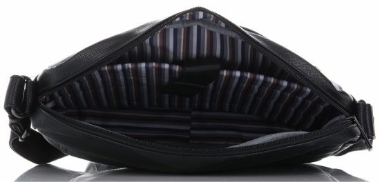Pánská Taška Listonoška XL David Jones Černá