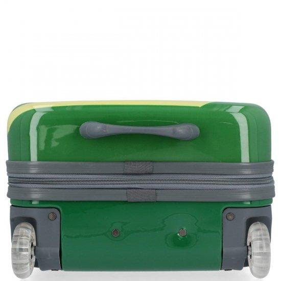 Módní Palubní kufřík pro děti Madisson multicolor - zelený