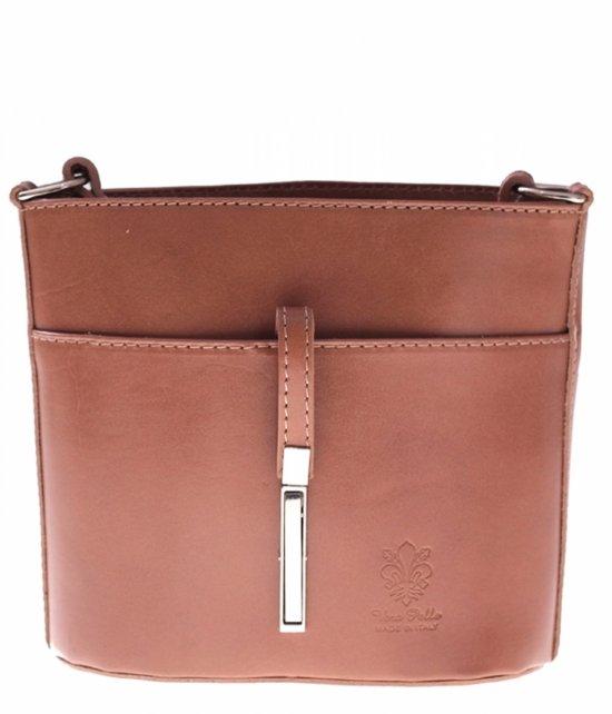 Kožená poštová taška vyrobená z odolnej zemskej kože