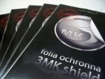 3MK SHIELD - SUPERMOCNA FOLIA OCHRONNA DO HTC ONE ST, ONE SV (2 szt.)