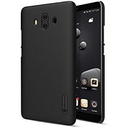 NILLKIN SUPER FROSTED SHIELD PLECKI DO HUAWEI MATE 10 (czarny)