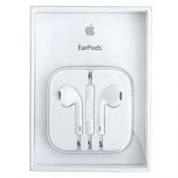 APPLE EARPODS - SŁUCHAWKI DO APPLE iPHONE 5 5S 5C SE 6 6S 6+ - MD827ZM/A (blister)