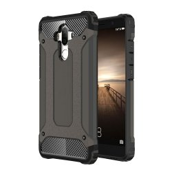Rugged Armor Dual Layer Hard Shell Etui HUAWEI MATE 9 (black)